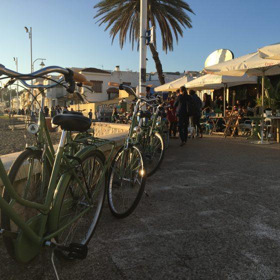 Fietstour Málaga