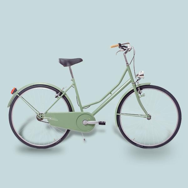 fiets malaga